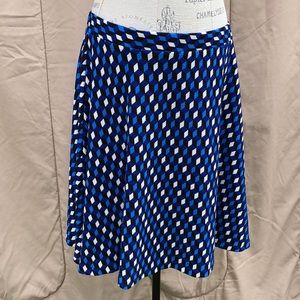 Eci Blue Skirt